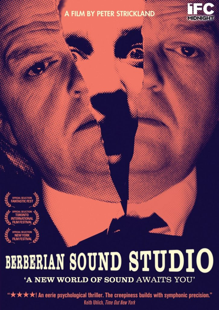 Berberian Sound Studio-DVD cover art [import]